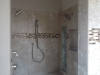 A regular shower or a rain shower this morning?  With this shower, you can have it all.