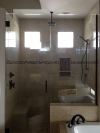 Your luxurious shower awaits you.