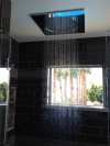 We do get rain in Arizona!  Let your shower take you to Paradise.