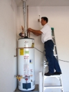 Water heater repair and replacement.